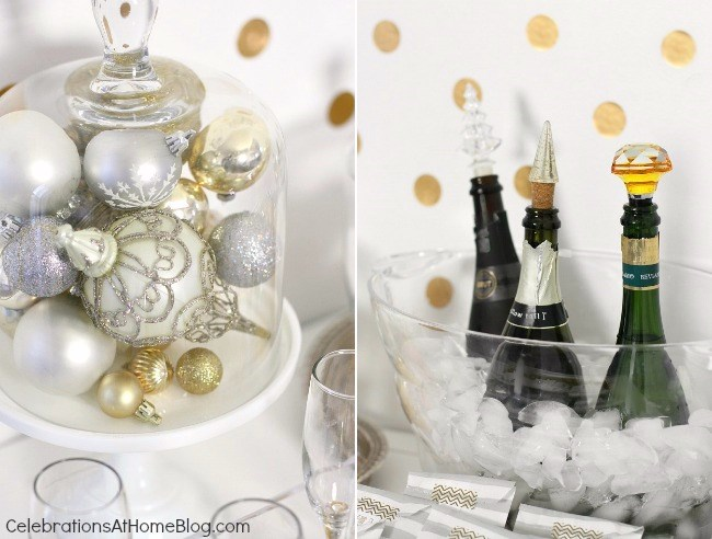 nye bubbly bar