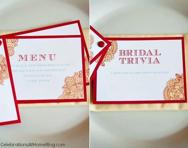 3 piece card set #diy