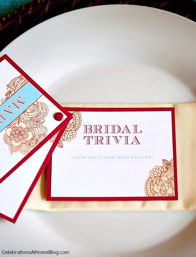 Make this diy 3-piece place card set for your next luncheon, bridal shower, or baby shower.