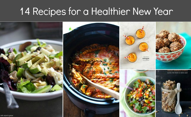 recipes for a healthier new year