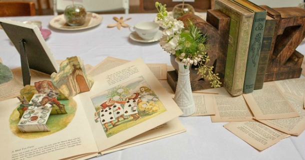 Story Book Themed Baby Shower {Guest Feature}