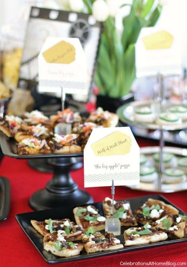 Food for an adult oscar party — photo 12