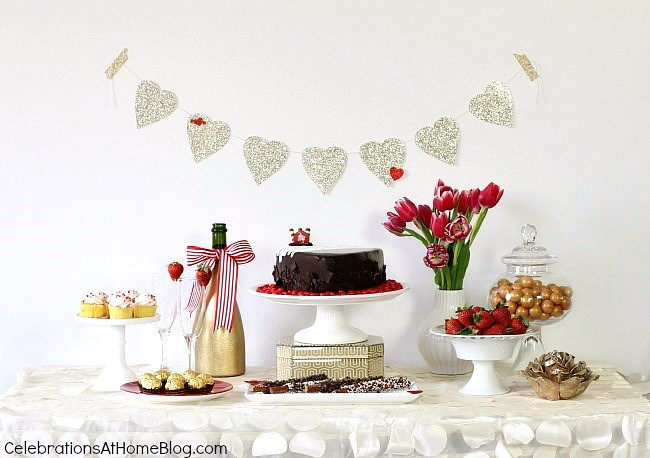 5 Simple Steps To Create A Dessert Table Celebrations At