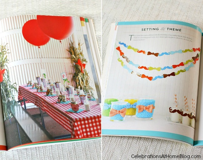 Stylish Kids Parties book