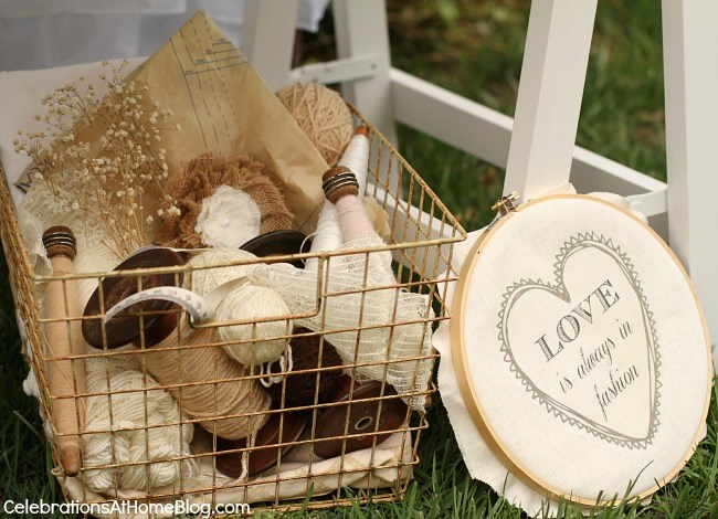 LOVE sign #diy