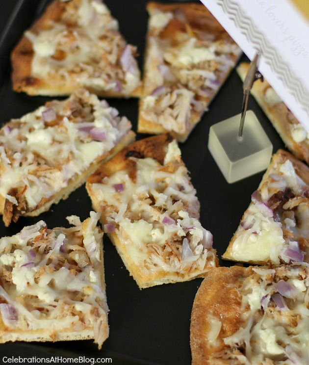 crab alfredo pizza #pizza