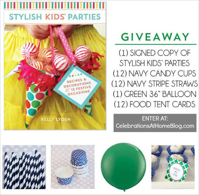 stylish kids parties #GIVEAWAY