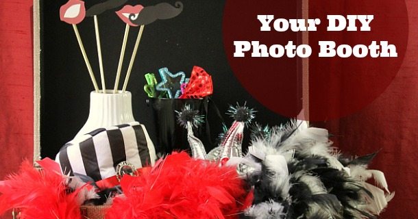 DIY PHOTO BOOTH TIPS
