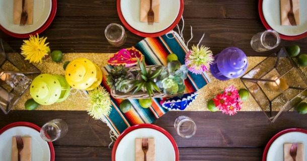 Fiesta-themed Engagement Party {Guest Feature}