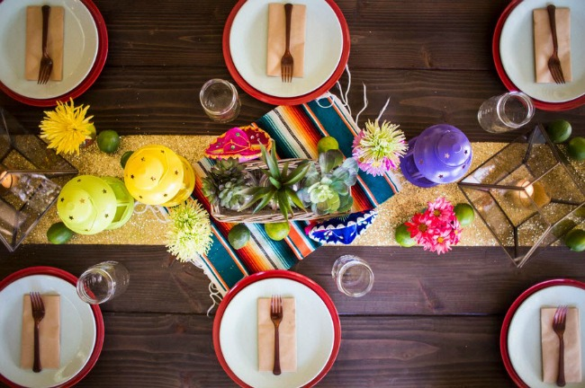 fiesta themed engagement party by Ashley dePencier Photography