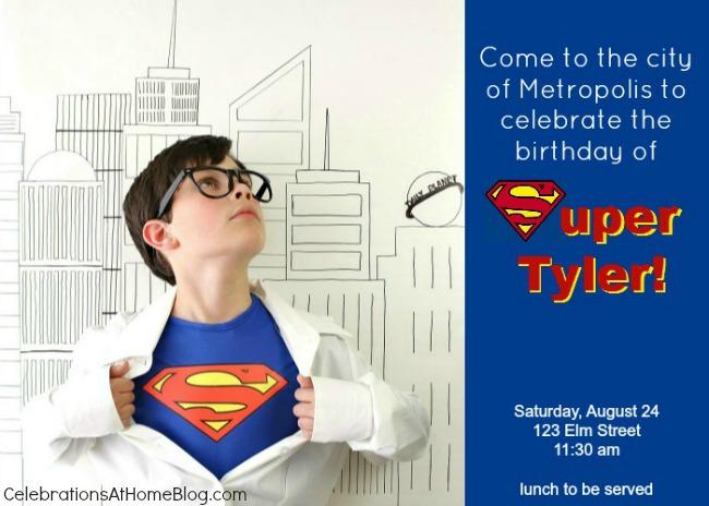 Superman Invitations Best Printable Invitation Design Ideas by