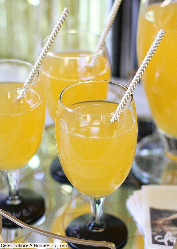 graduation party punch recipe