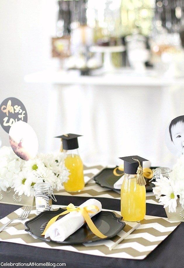 Graduation Party Ideas :: Modern-Classic Style ...