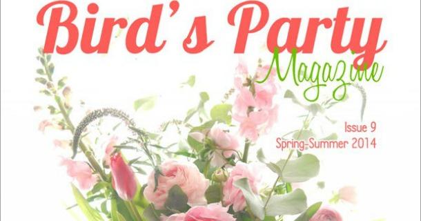 Bird's Party Magazine – Spring/Summer '14