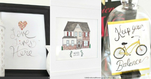 Art Prints and Watercolors :: Vendor Spotlight