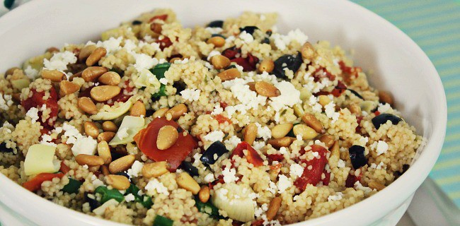 Greek-Style Couscous Recipe