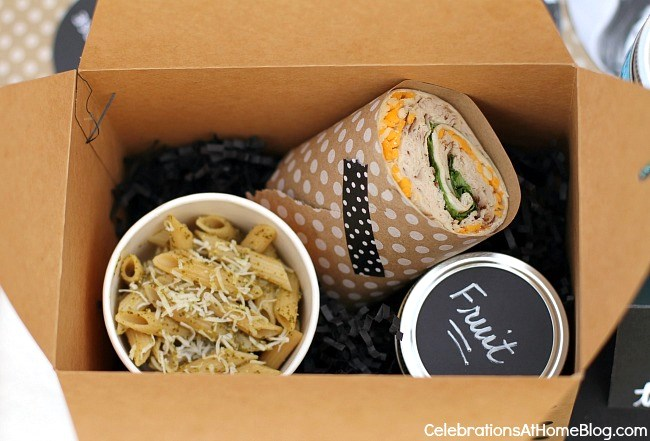 graduation party ideas #boxlunch #graduation