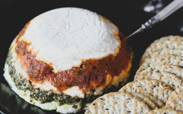 Mediterranean style cheese terrine recipe