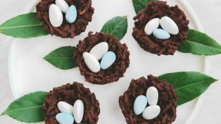 DIY :: How to Make Chocolate Nests