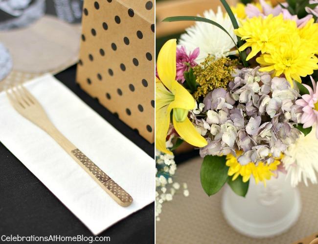 graduation-party-tabletop-details #graduation