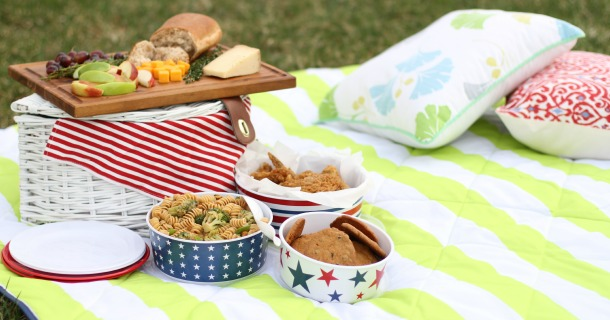 Host A Family Picnic