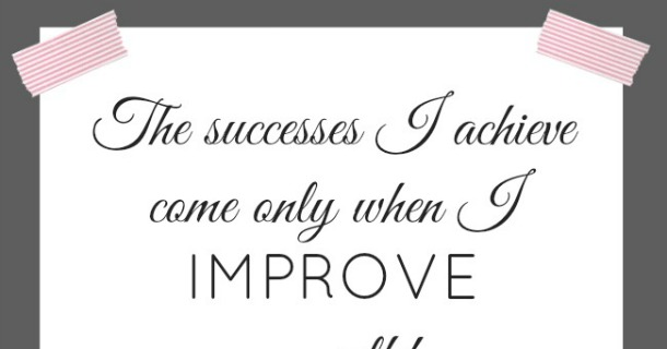 What's the Meaning of Success?