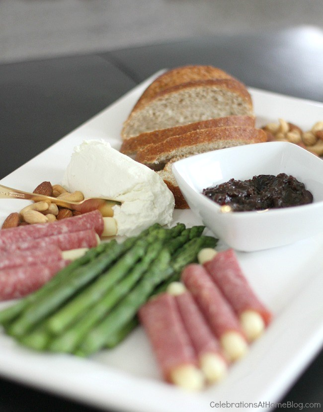Have a date night in with a happy hour cheese board, then indulge in a gelato tasting!