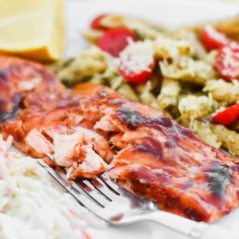 grilled salmon cedar plank recipe