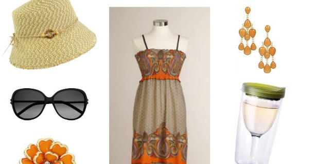 What to Wear to an Outdoor Wine Festival