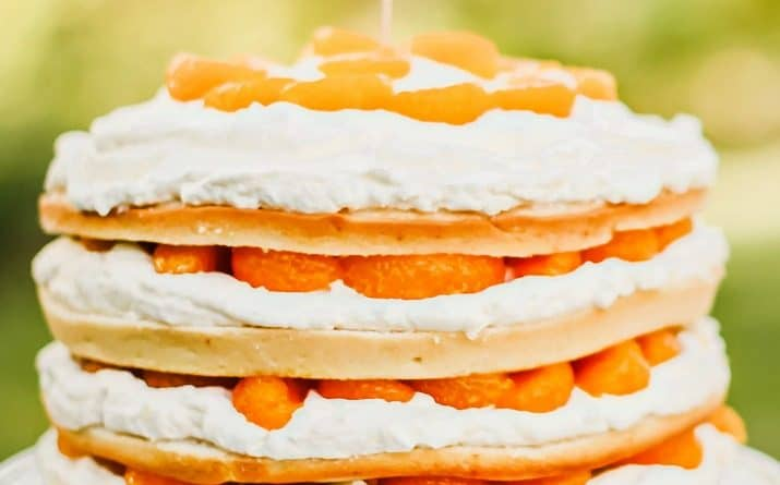 This Orange Layer Cake Is The Dessert Recipe Of Our Dreams