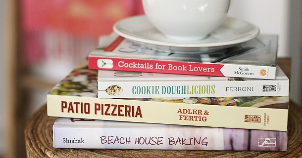 Summer Cookbook Review :: 4 Books for your Shelf