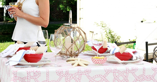 Lobster Boil Party Inspiration with FREE Downloads {Guest Feature}