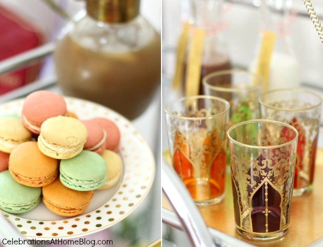 How To Set Up An Iced Coffee Bar Celebrations At Home