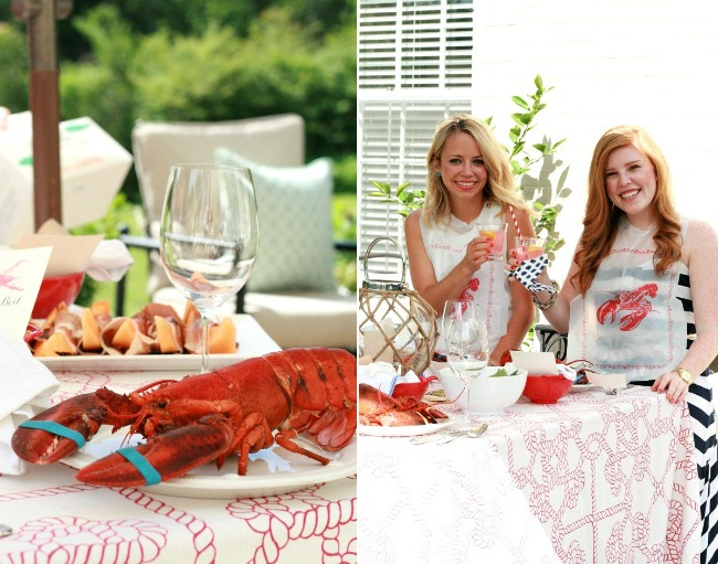 Lobster Boil by Commerce Street Events