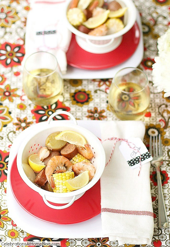 Try these ideas, recipes to host a shrimp boil this summer. It's one of our family's favorite meals!
