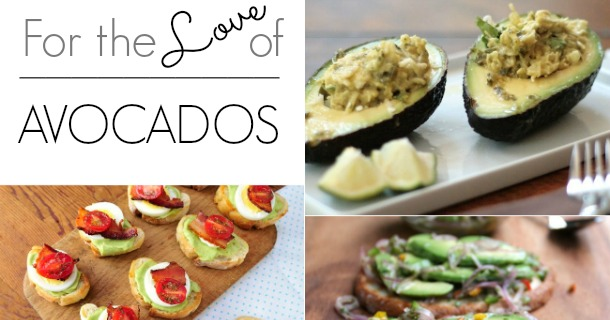 For the Love of Avocados :: RECIPES!