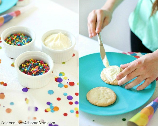 kids party activity