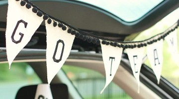 diy tailgate banner