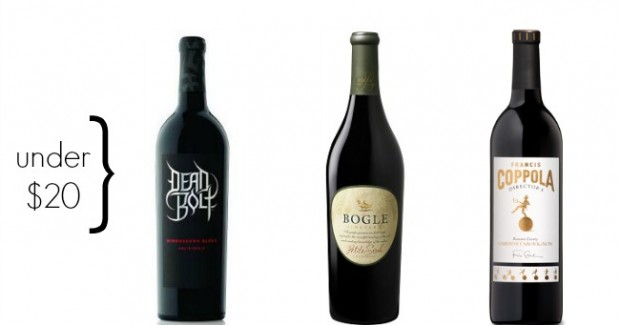 Entertaining : 9 Red Wine Picks for Fall Entertaining
