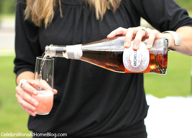 girls-only Tailgate party / Celebrations At Home blog