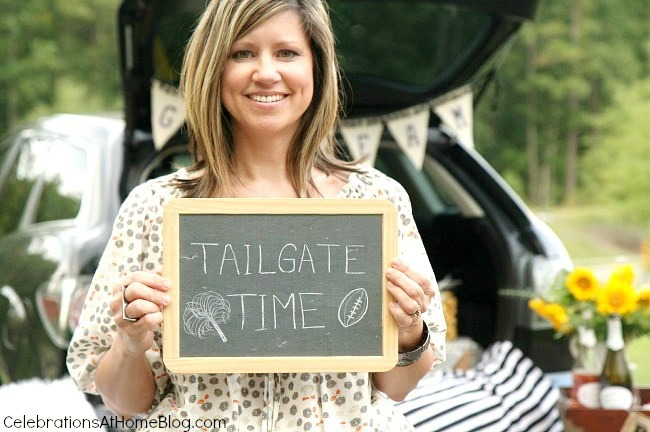 Stylish tailgating is fun and simple with these ideas and recipes.