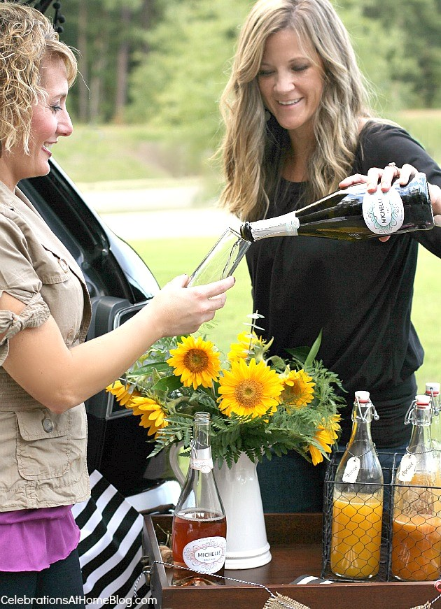 Stylish tailgating is fun and easy with these ideas and recipes.