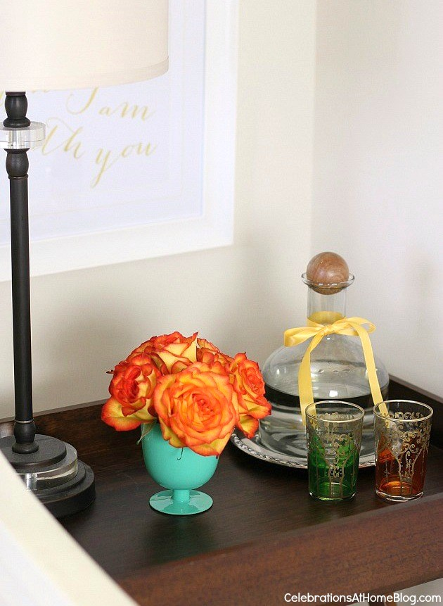 Everything you need to know to get your guest room guest ready - Celebrations At Home Blog