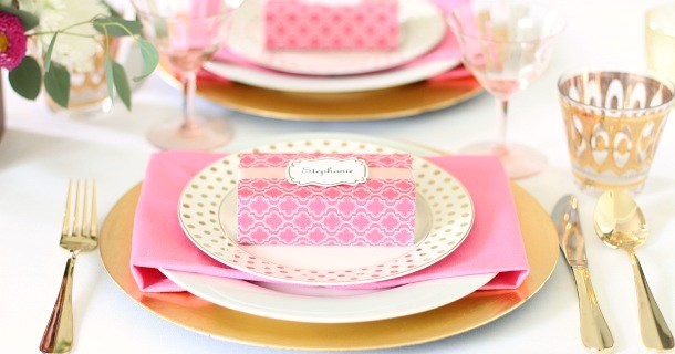 Pink Party Ideas for any Girlfriend Celebration