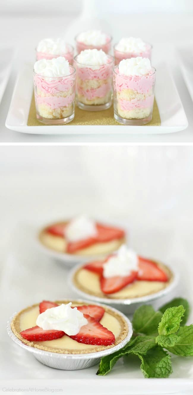 Get Pink Party Ideas for a pink bridal shower, a pink birthday celebration, or breast cancer awareness month.