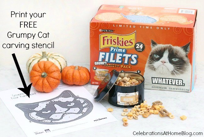 Halloween party mix_Kitty Kibble
