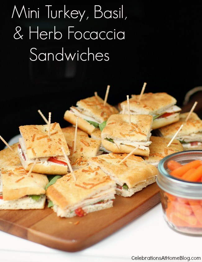 3 easy picnic or tailgate menu recipes that travel well for your game day fun.