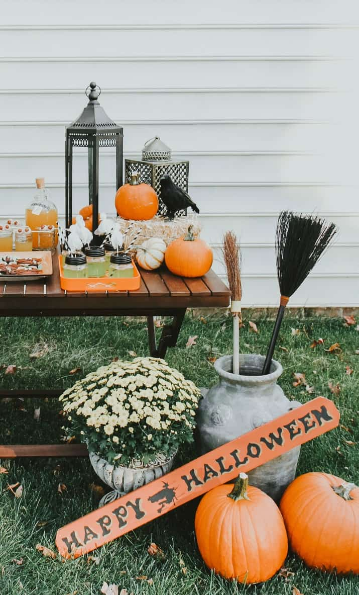 pumpkin carving party ideas