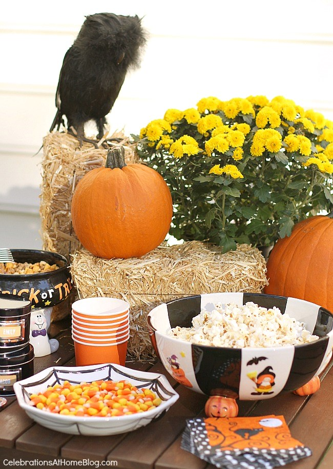 Pumpkin Carving Party Celebrations At Home