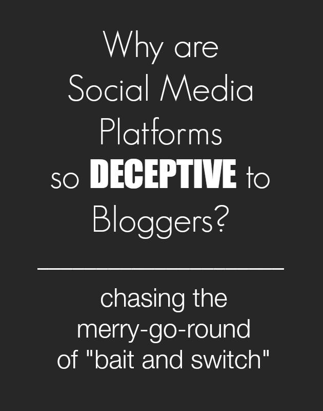social media deception